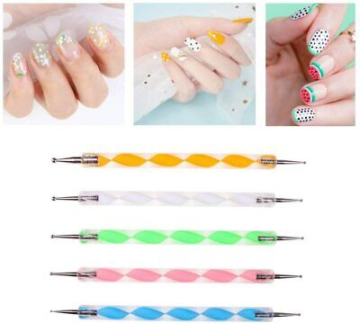 24 x Glow In Dark Nail Polish for Artificial Nails Neon 6 Different Colours 6 ml