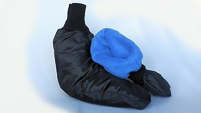 Scuba Diving Dry Suit Thinsulate Socks  (Large 9 - 10)