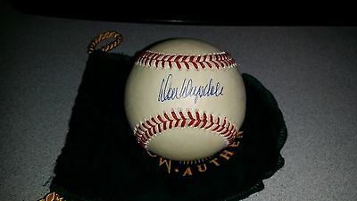 Uda Upper Deck Authenticated Don Drysdale Autographed Signed Dodgers Baseball