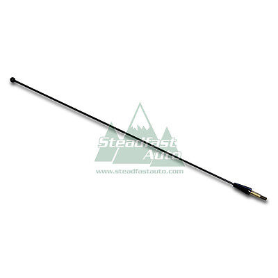 "Ford Mustang Antenna 14"" - Black - 1979-2009"