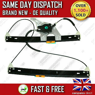 For Audi A6 C5 4B Saloon/ Estate/allroad Front Right Side Window Regulator 97>05