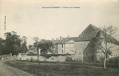 14* VOUILLY chateau