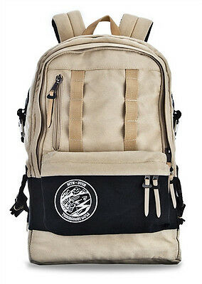 MTN DVSN Panther Pack Aggressive Skate Backpack Tan