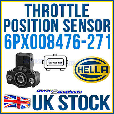 HELLA THROTTLE PEDAL / POSITION SENSOR BMW 3 Convertible (E46) M3 3.2 04.01-