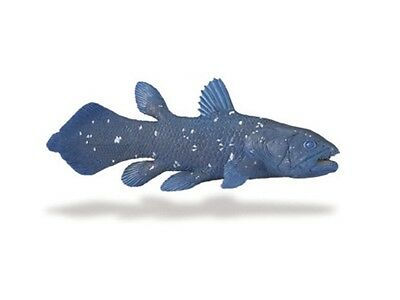 Safari Ltd 285729 Coelacanth 13 cm Serie Dinosaurier