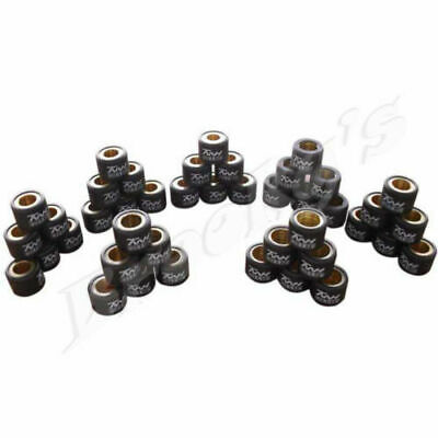 Gy6 Front Variator Roller Weight 11g Scooter ATV QUADS Buggy (set 6)
