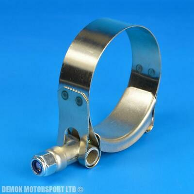 STAINLESS STEEL HOSE CLAMPS TBOLT 89 to 99mm
