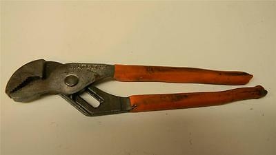 """Mac Tools 9 1/2"""" Groove Joint Pliers #pgj9"""