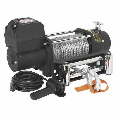 Sealey SRW5450 Self Recovery Winch 5450kg Line Pull 12V