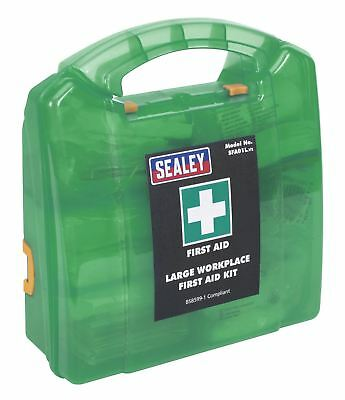 Sealey SFA01L First Aid Kit Large - BS 8599-1 Compliant