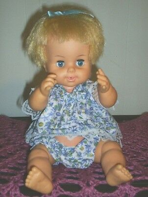 HORSMAN DOLL 13 INCH 1970,S MARKS ARE HORSMAN G7151 GOOD COND