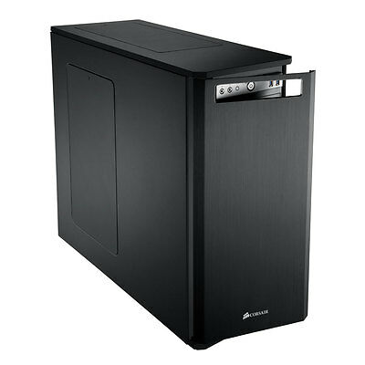 Corsair Obsidian Series 550D Mid-Tower Quiet PC Computer Case Chassis