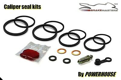 Yamaha XV 1600 Wild Star rear brake caliper seal repair kit 2002 2003 2004