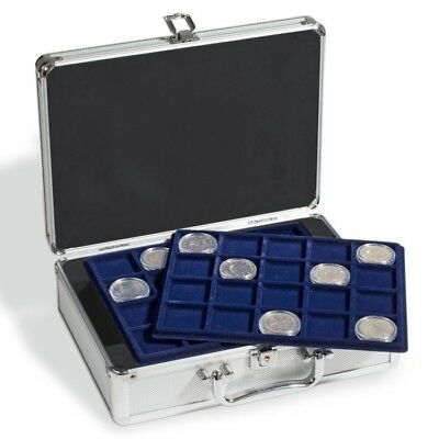 New Lighthouse Cargo S6 Aluminum Coin Case will hold 120 coins.