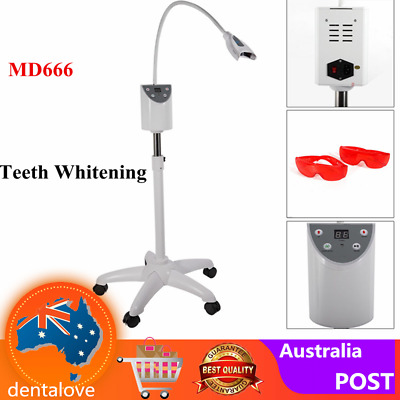 Dental Teeth Whitening Lamp Accelerator Teeth Bleaching Machine w/LED Light Lamp