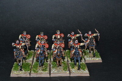 28mm Ancient WAB DPS Painted Late Roman /Byzantine Horse Archer WP2261