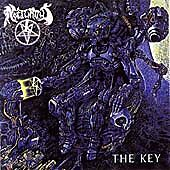 "Nocturnus ""The Key"" CD - NEW thresholds ethereal tomb morbid angel necrophagist"