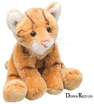 Yomiko Classics 12.7cm Orange / Ginger Tabby Cat - Soft Toy by Suki Plush/Beanie
