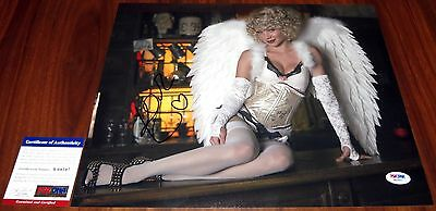 Ksenia Solo Signed 11x14 Kenzie Lost Girl Succubus The Fae Angel PSA/DNA