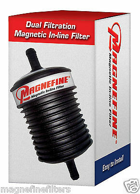"Magnefine 3/8"" Inline Magnetic Power Steering Filter"