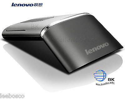 Lenovo N700 Wireless & Bluetooth Mice and Laser Pointer for Thinkpad Yoga Black