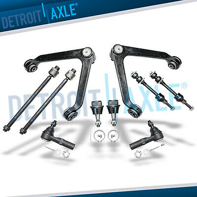Brand New 10pc Front Suspension Kit for 2002-2005 Dodge Ram 1500 4x4 4WD
