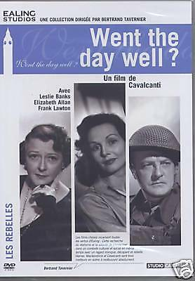 dvd z2 anglais tres rare went the day well cavalcanti