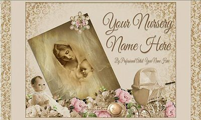VINTAGE BABY EMBRACE REBORN BABY AUCTION TEMPLATE