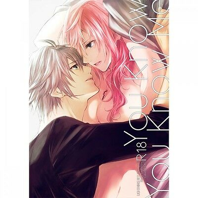 Final Fantasy XIII-2 Doujinshi, Hope x Lightning,You Know You Know Me,CassiS,C86