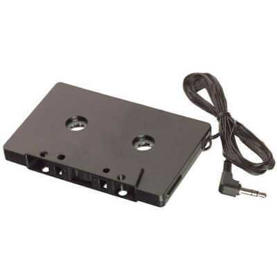 Cassette Audio Tape Adapter per Car iPhone iPod Nano MP3 CD Radio 3.5 Jack Aux