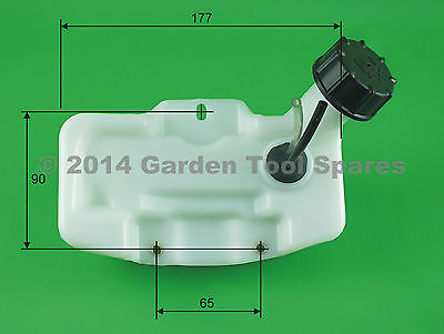 New Fuel Tank To Fit Various Strimmer Trimmer Brush Cutter Hedge Trimmer