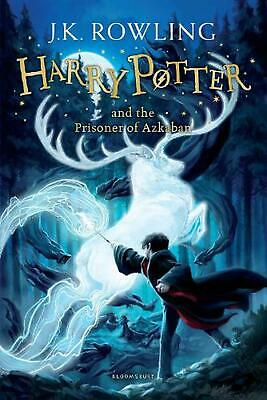 Harry Potter and the Prisoner of Azkaban by J.K. Rowling Paperback Book Free Shi