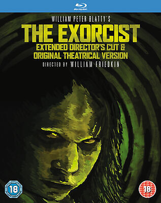 The Exorcist [1973] [Region Free] (Blu-ray)