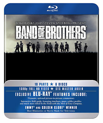 Band Of Brothers - The Complete Series (Commemorative Tin Box) [2010] (Blu-ray)