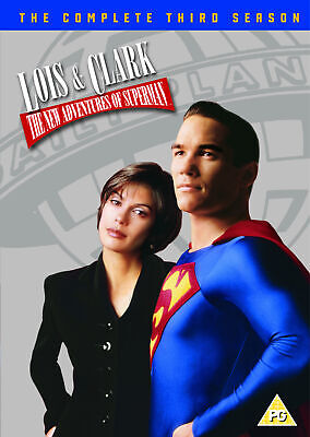 Lois And Clark: Complete Season 3 (The New Adventures Of Superman) (DVD) (C-PG)