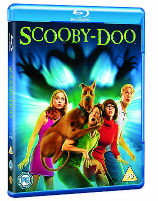 Scooby Doo: The Movie (Blu-Ray) (PG )