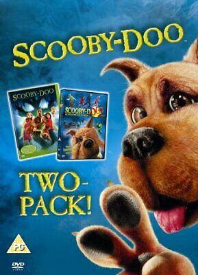 The Scooby Doo Live Action Movie Collection : Scooby Doo / Scooby Doo 2 (DVD)