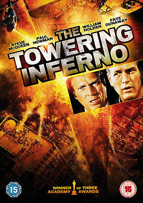 The Towering Inferno (DVD) (C-15)