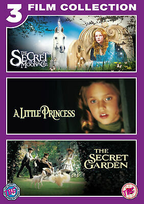The Little Princess/ The Secret Garden/The Secret of Moonacre Triple Pack (DVD)