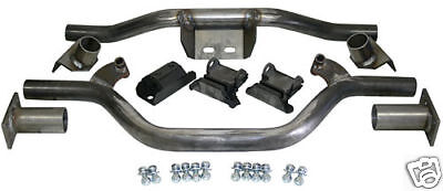 1955-59 Chevy & Gmc Truck Engine & Transmission Crossmember Kit