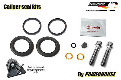 Aprilia RS 125 95-98 Brembo rear brake caliper seal repair kit 1995 1996 1997 98