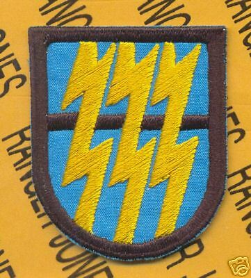 12th Special Forces Grp Airborne beret flash patch