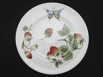 Coalport Bone China Strawberry (Smooth) Bread & Butter Plate(s), made in England