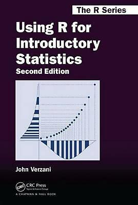 Using R for Introductory Statistics, Second Edition by John Verzani (English) Ha