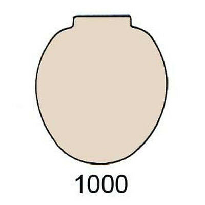 LIGHT PINK Toilet Seat for Case 1000, 3000, 2nd Model