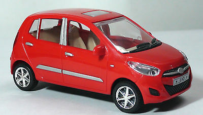 A TOY & SCALE MODEL OF FAMOUS HYUNDAI i10 CAR --FROM CENTY TOYS (KIDSTOYSHUB)