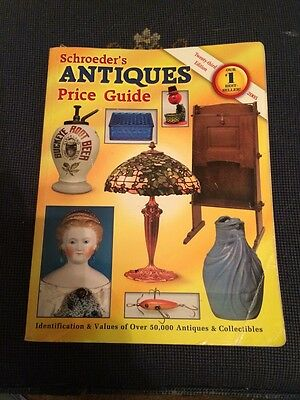 Schroeders Antiques Price Guide (2005, Paperback)
