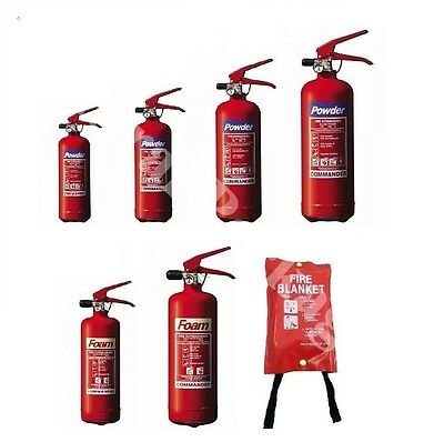 FIRE EXTINGUISHERS for Protection in the Car,Caravan,Taxi,Workplace,Office Cheap