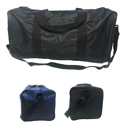 """Square Duffle Bags Nylon Travel Sports Gym Carry-On Luggage 19"""""""