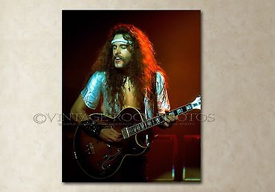 Ted Nugent 16X20 inch Poster Size Photo 70s Concert Print from 35 mm Negative 6